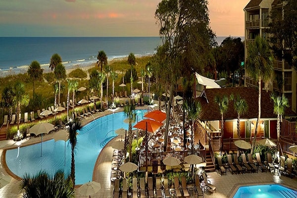 Hotels and Resorts in South Carolina