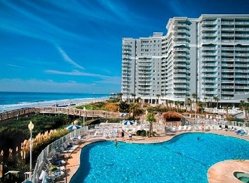 Paradise Resort in South Carolina