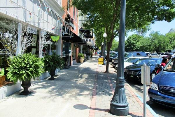 The City of Aiken