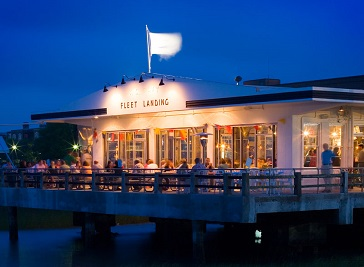 Fleet Landing Restaurant and Bar in South Carolina